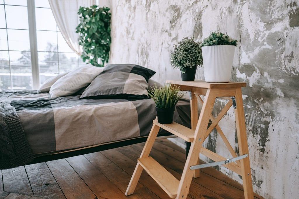 dicas de como deixar um quarto aconchegante gastando pouco
